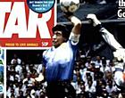 Foto: Engelse kranten komen met schandelige cover Maradona