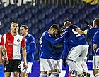"""Foto: Verbazing rond Feyenoord: """"Een heel dubieus moment"""""""