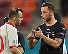 Foto: Oostenrijk zonder 'reserve-Jezus' tegen Oranje: 'Altijd wat met die jongen'