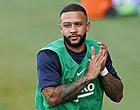Foto: Memphis vertelt over zijn eerste dagen bij Barça