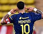 Foto: 'Memphis Depay bereikt officieel akkoord'