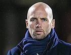 """Foto: Van der Gaag laakt Ajax-talenten: """"Dat is onmogelijk"""""""