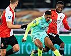 Foto: 'Verliespartij Feyenoord tegen AZ door Klassieker'