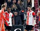 Foto: Feyenoorder denkt ondanks basisplaats aan vertrek