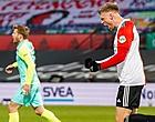 Foto: 'Feyenoord krijgt nieuwe spits in schoot geworpen'