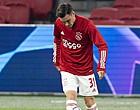 Foto: Tagliafico heeft verrassende boodschap voor Ajax