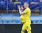 Foto: Zinchenko wil eerste worden in Oranje-poule
