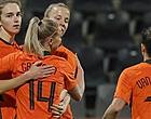 Foto: Oranje Leeuwinnen verslaan ook Duitsland en winnen drielandentoernooi