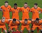 """Foto: Krediet Oranje-speler is nu al op: """"Spek en bonen"""""""