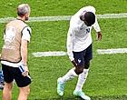 Foto: Dreun voor Frankrijk: blessure en einde EK voor aanvaller