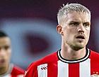 "Foto: Max lacht om Ajax-transfer: ""Ja, dat is erg positief"""