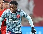 Foto: Ajax onderhandelt met Spartak Moskou over Promes