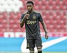 Foto: 'Twitteractie Ajax-target verklapt: opvolger Promes bekend'