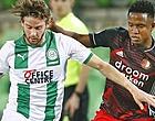 Foto: Feyenoord mist kansen in Groningen en krijgt te weinig