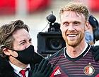 Foto: 'Nicolai Jörgensen verrast met Feyenoord-afscheid'
