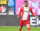 Foto: Heerenveen dankzij penalty in blessuretijd langs Emmen in beker