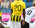 Foto: Ineffectief Vitesse ontsnapt aan thuisnederlaag