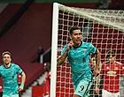 Foto: Liverpool wint bezoek aan Manchester United