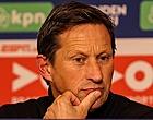 """Foto: Schmidt krijgt vraag over Ajax: """"Wat moet ik daar nou op zeggen?"""""""