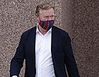 Foto: 'Ajax óf Feyenoord transferdoelwit Koeman'