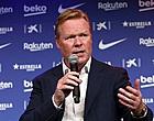 Foto: 'Koeman accepteert bizarre eis van FC Barcelona'