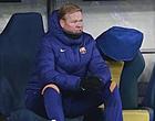 Foto: 'Ajax moet Ronald Koeman helpen met transfer'