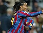 "Foto: Ronaldinho spreekt Messi-wens uit: ""Niemand"""