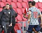 Foto: Bizarre ruzie brengt Ajax naar succes