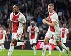 Foto: Ajax ergert zich groen en geel aan analisten