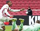 """Foto: Groningen verliest bij Ajax: """"Ongeorganiseerde chaos"""""""