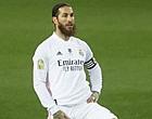 Foto: 'Grootmacht heeft Sergio Ramos nog altijd op het lijstje staan'