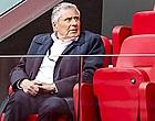 """Foto: Swart lacht om Feyenoord: """"Dat moet je"""""""