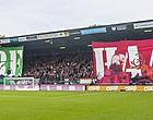 Foto: 'Bijlen ingezet bij Gelderse derby, één fan zwaargewond'