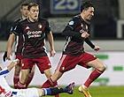 Foto: Kijkers Heerenveen-Feyenoord halen uit: 'Schandalig!'