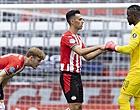 "Foto: Krankzinnig moment bij PSV-PEC: ""Matchfixing?"""