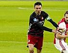 Foto: Ajax dankt Feyenoord-prutser: 'Álles verkeerd gedaan'