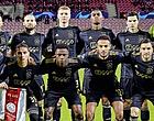Foto: 'Opstelling Ajax tegen Midtjylland: één wijziging'