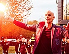 "Foto: Letsch fier op Vitesse: ""Iedereen is doodop. Ik ook"""