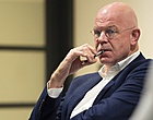 Foto: Gerbrands excuseert zich namens PSV bij Ajax