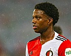 """Foto: Feyenoorder Malacia: """"Ik ben er goed doorheen gekomen"""""""