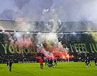 Foto: Feyenoord wil maar met één supportersgroep praten