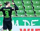 Foto: Weghorst gefrustreerd: 'We hebben Bayern vastgenageld'