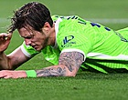 Foto: Weghorst zorgt voor spanning bij Feyenoord-opponent
