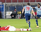Foto: Ajax knikkert AZ uit beker in winderig AFAS Stadion