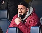 Foto: 'Einde carrière dreigt voor Ibrahimovic door megaschorsing'