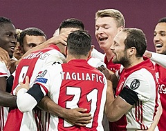 Sterk Ajax neemt na rust ruim afstand van Midtjylland