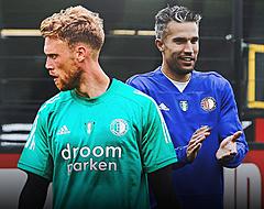 <strong>Jörgensen op weg naar uitgang bij Feyenoord</strong>