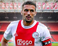 <strong>Tadic dreigt Ajax vroegtijdig te verlaten</strong>