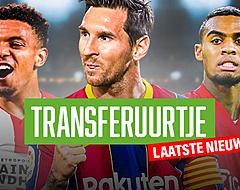 <strong>TRANSFERUURTJE: Ajax biedt 11,5 miljoen, Suárez-terugkeer</strong>