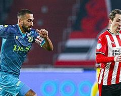 B-team PSV krijgt Sparta met fortuin op de knieën